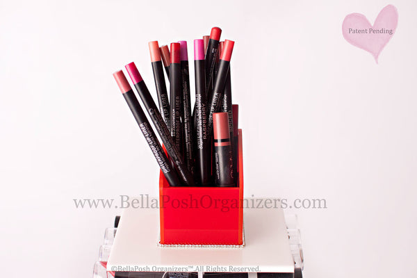 Spinning Lipstick Tower (WHITE)