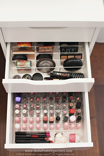 Plate Storage In Drawers