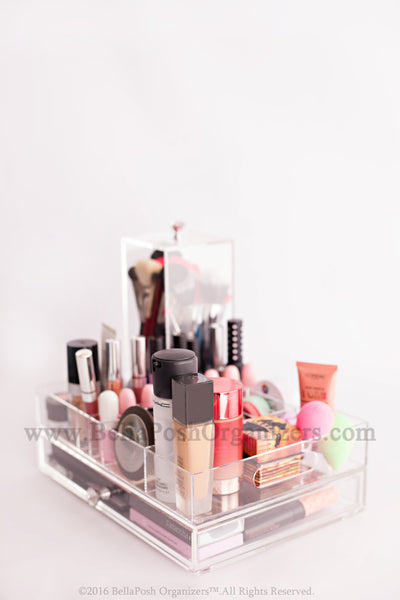 Diamond Vanity Organizer/Tray