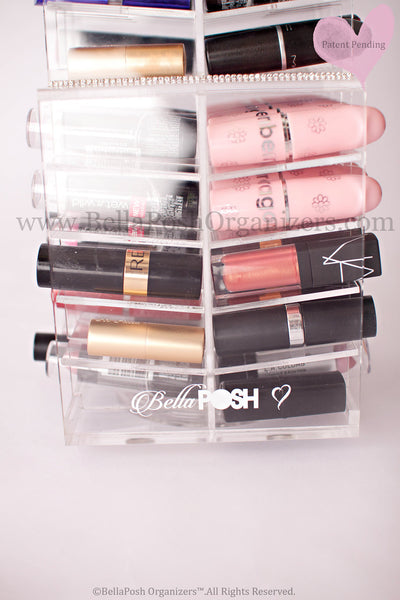 Spinning Lipstick Tower (CLEAR)