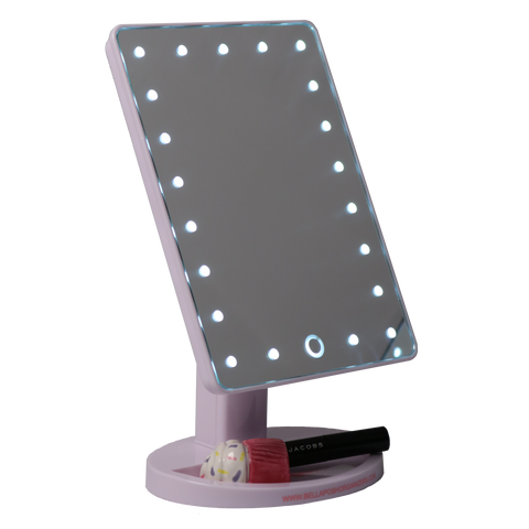 PORTABLE LED VANITY MIRROR