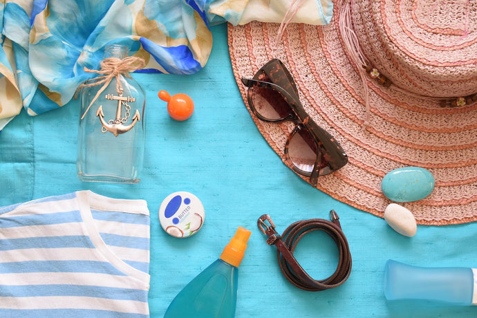 Part Three: Sun advice: SPF values and how to apply sunscreen for the best protection