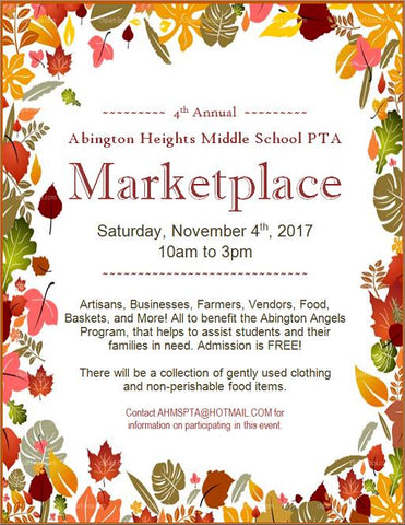 Abington Heights Middle School PTA Marketplace