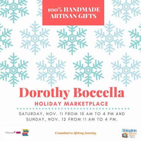 Dorothy Boccella Holiday Marketplace