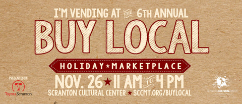 Buy Local Holiday Marketplace