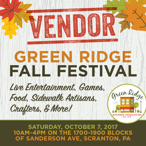 Green Ridge Fall Festival