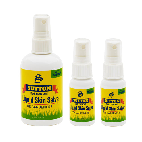 Bundle for Gardeners | Sutton Family Skin Care
