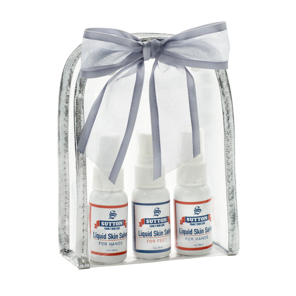 Natural Healing Hand & Foot Moisturizer Gift Set