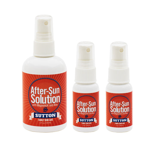 Bundle for After-Sun | Sutton Family Skin Care