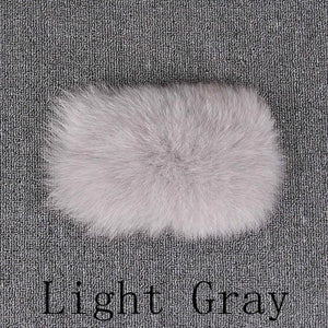 Cropped coats All Colours New women Decent Price winter real fox fur coat jacket vest hot sale big fur long sleeve