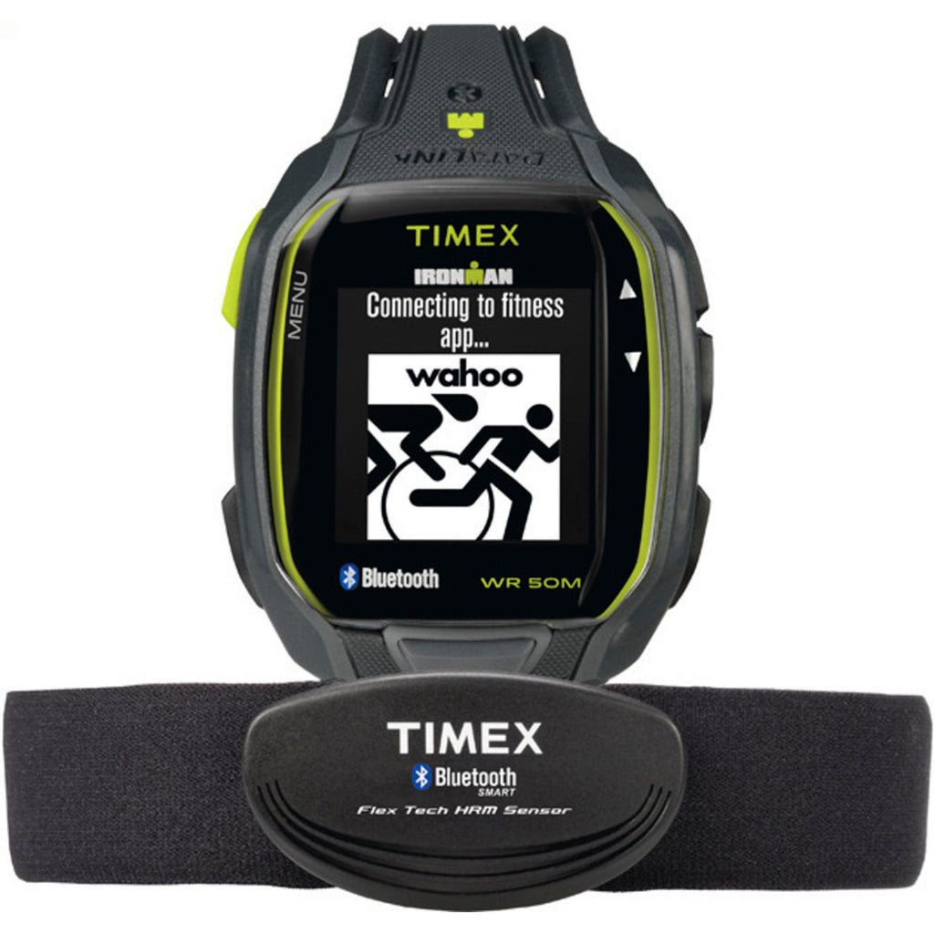 IRONMAN® Run x50+ with Heart Rate Monitor