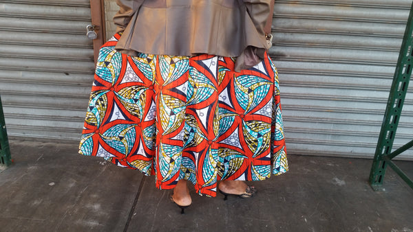 The St. Lucian Collection - The Helen of the West Skirt