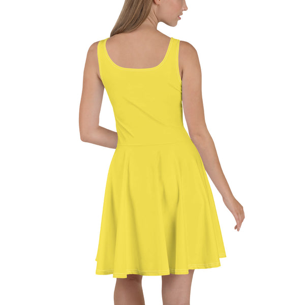 Yellow Bird Dress