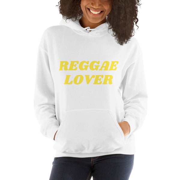 REGGAE LOVER FOR LIFE Hooded Sweatshirt