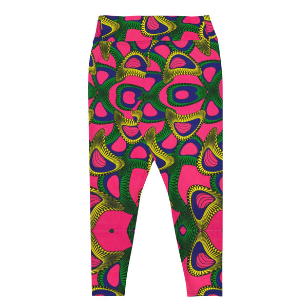 Funky Workout Leggings (More Sizes)