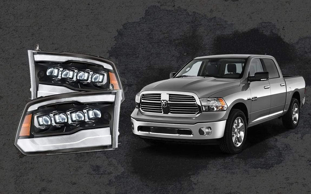Having Problems with Your 2015 Dodge Ram LED Headlights? Here's the Solution!