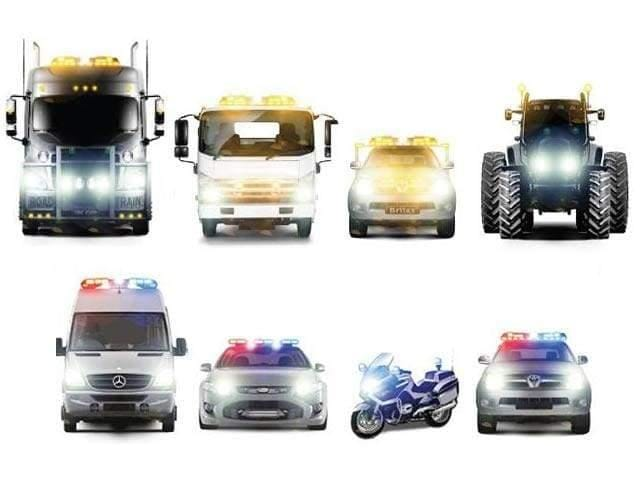 Strobe Lighting: Can you use them for Private Vehicles?
