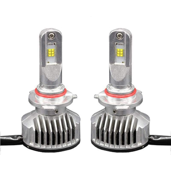 9005 60W 10000LM Canbus LED Headlight Bulbs DRL Kit (2 pieces) - LEDS-1