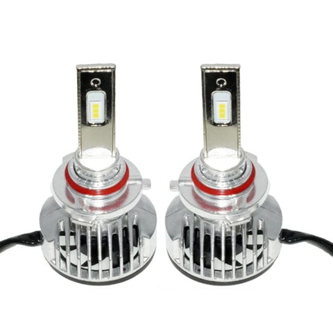 9006 40W 6000LM LED Fog Light Kit (PAIR) - LEDS