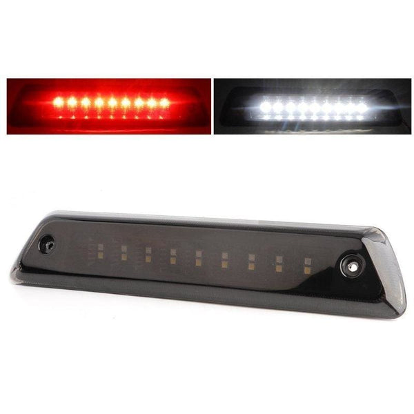 Black LED 3rd Brake Lights for Ford 2009-2014 F150 Models - Trucks