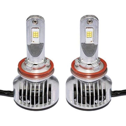 H11/H16 60W 10000LM Canbus LED Headlight Bulbs DRL Kit (2 pieces) - LEDS-1