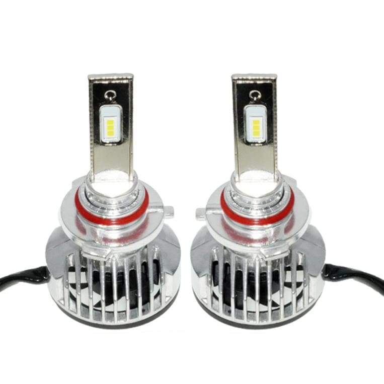 LED High Beam Headlight for 2011-2020 Ram 1500/2500/3500 (non-projector Quad Reflector) - 40W / 6000K White - LEDS