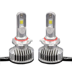 LED High Beam Headlight for 2011-2020 Ram 1500/2500/3500 (non-projector Quad Reflector) - 60W / 6000K White - LEDS