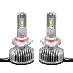 Low Beam LED Headlight Bulbs 60W 10000LM for 2013-2015 Ram 1500/2500/3500 (projector)(2 Pieces) - LEDS