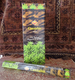 Incienso SAC Cannabis