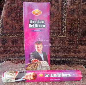 Incienso SAC Don Juan del Dinero