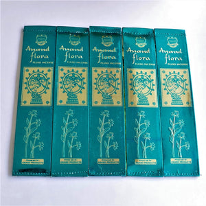 Incienso Anand Flora Fluxo Incense