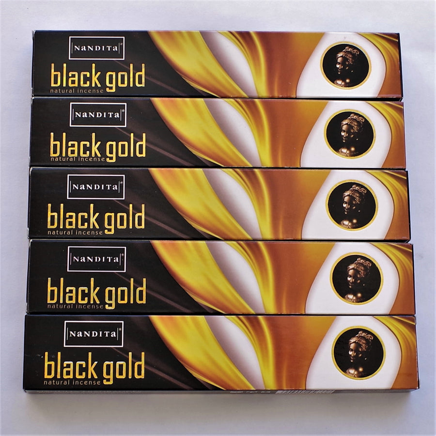 Nandita Black Gold