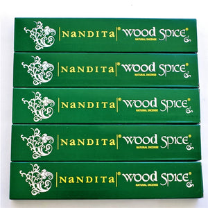 Incienso Nandita Wood Spice
