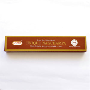 Incienso Anand Unique Nag Champa