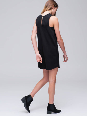 Double Knit Shift Dress