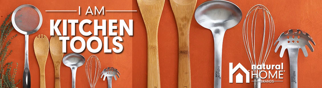 All Natural Home Brands Kitchen Utensils Are Free From Plastics, Chemicals,  Toxins, Or Artificial Dyes! Made With Sustainable U0026 Ecofriendly Materials!