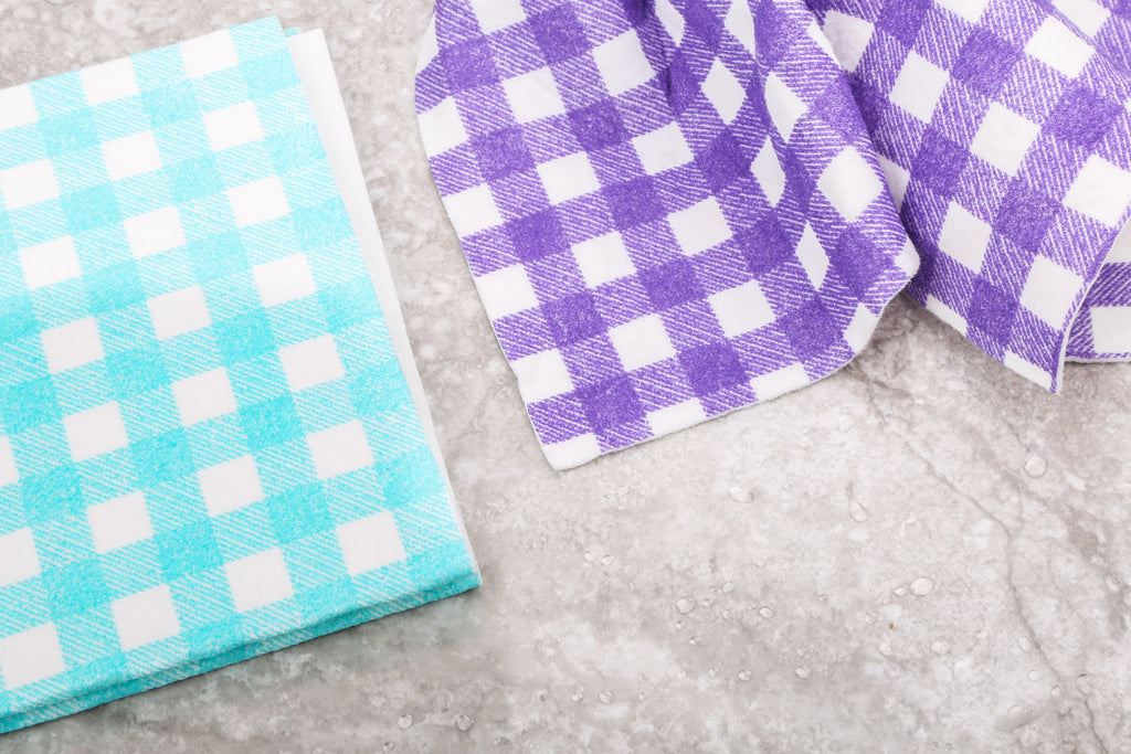 Reusable Kitchen Cloths - Design