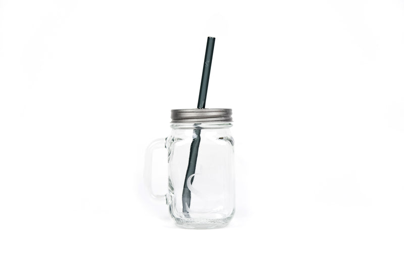 mason jar lids reusable straw