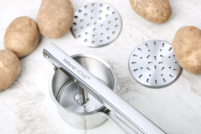 Stainless Steel Potato Ricer