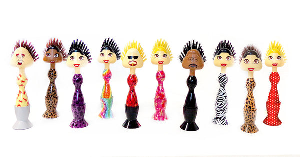 Lady Dish Brush™ Various Styles