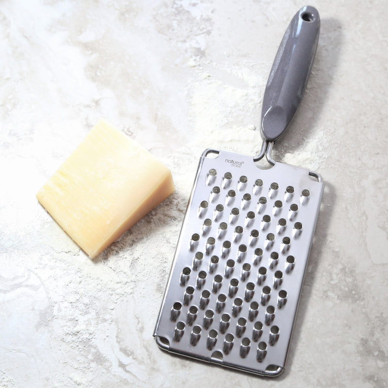 Hand Cheese Grater - Molded Bamboo® & Stainless Steel