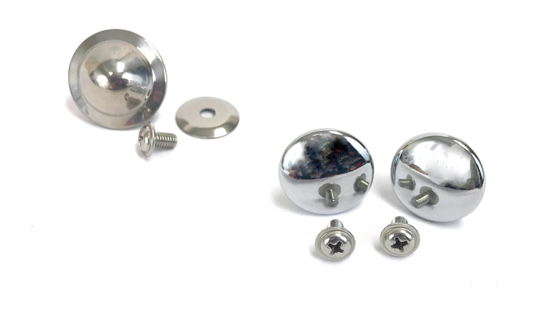 Replacement Knobs for Stainless Steel Bin