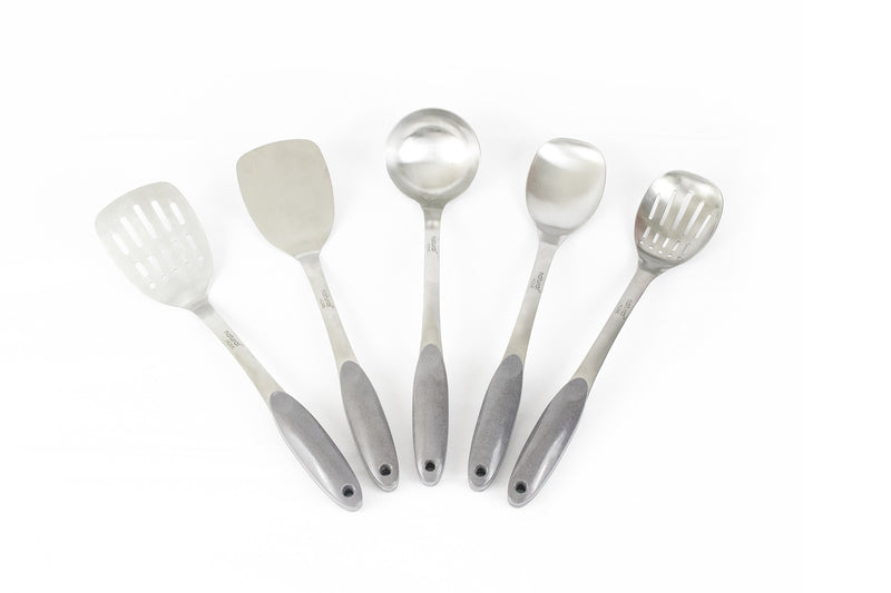 Molded Bamboo® & Stainless Steel 5 Piece Set