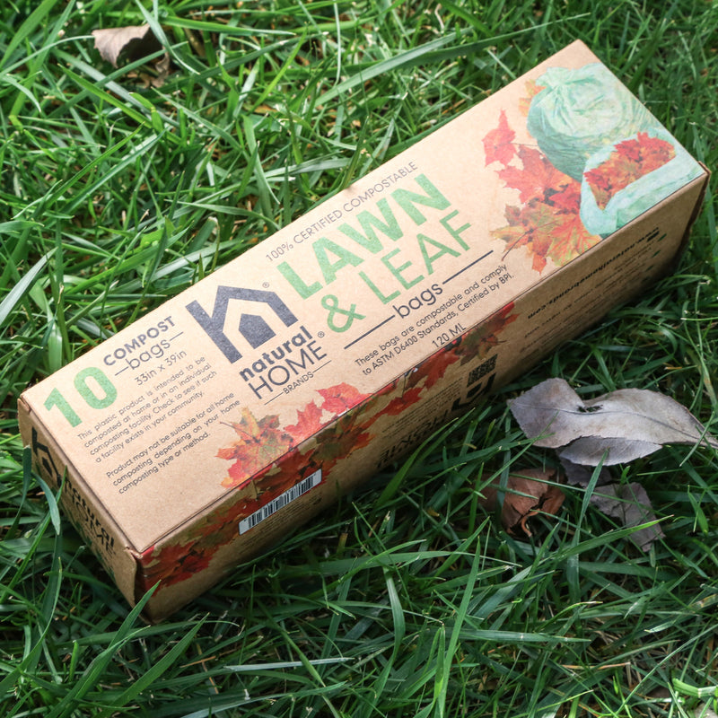 Lawn & Leaf Garden Compostable Bags