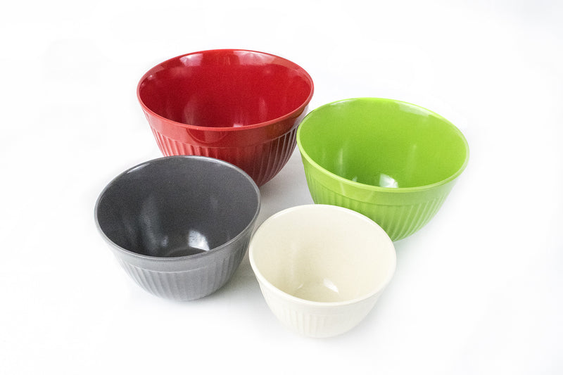 Natural Home Products Moboo Set Of  Mixing Bowls