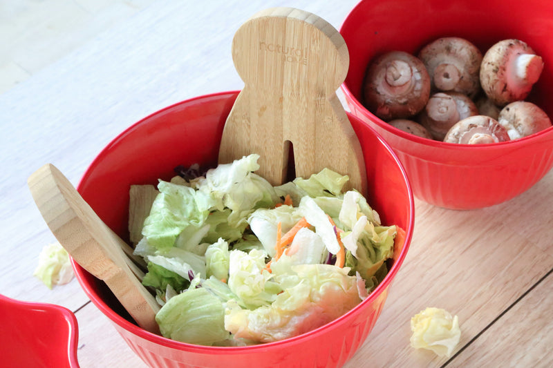 Molded Bamboo® 3pc Mixing Bowls set