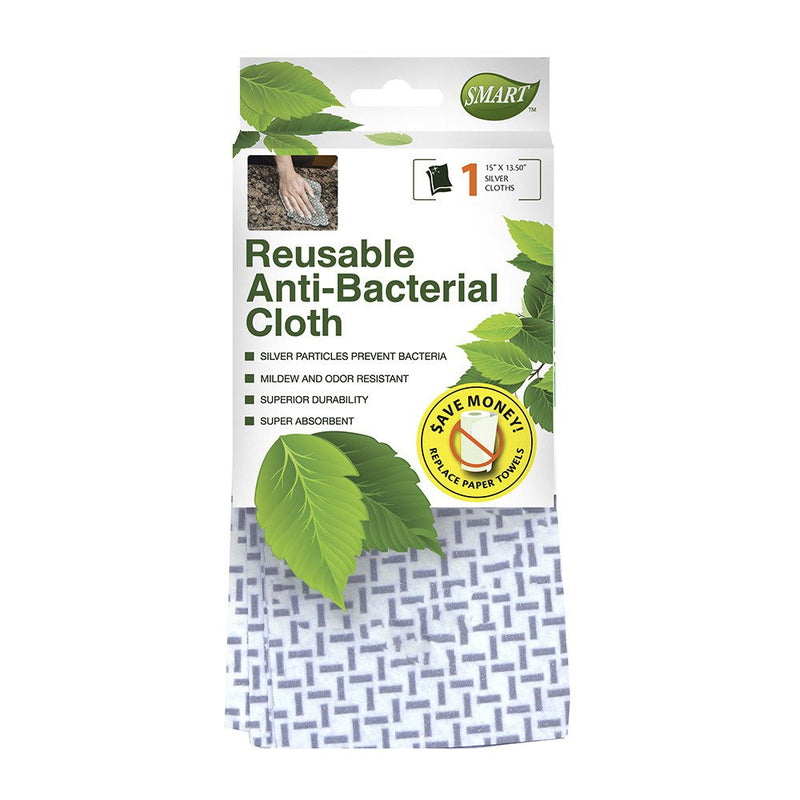 Reusable Anti-Bacterial Cloth