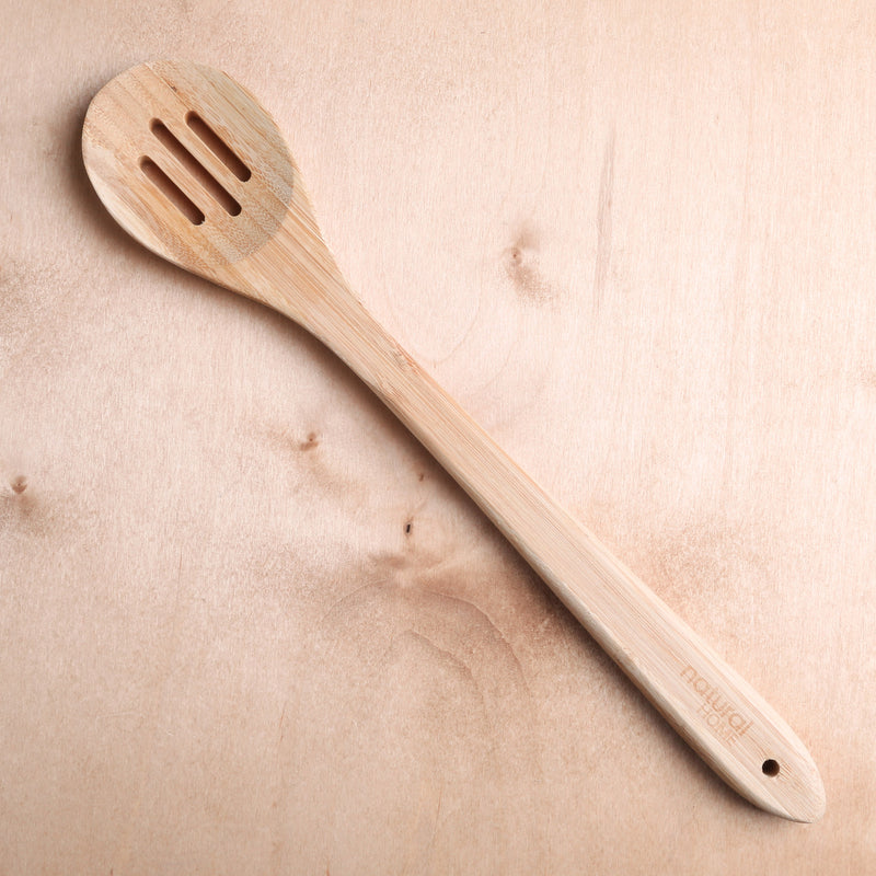Slotted Spoon - Bamboo