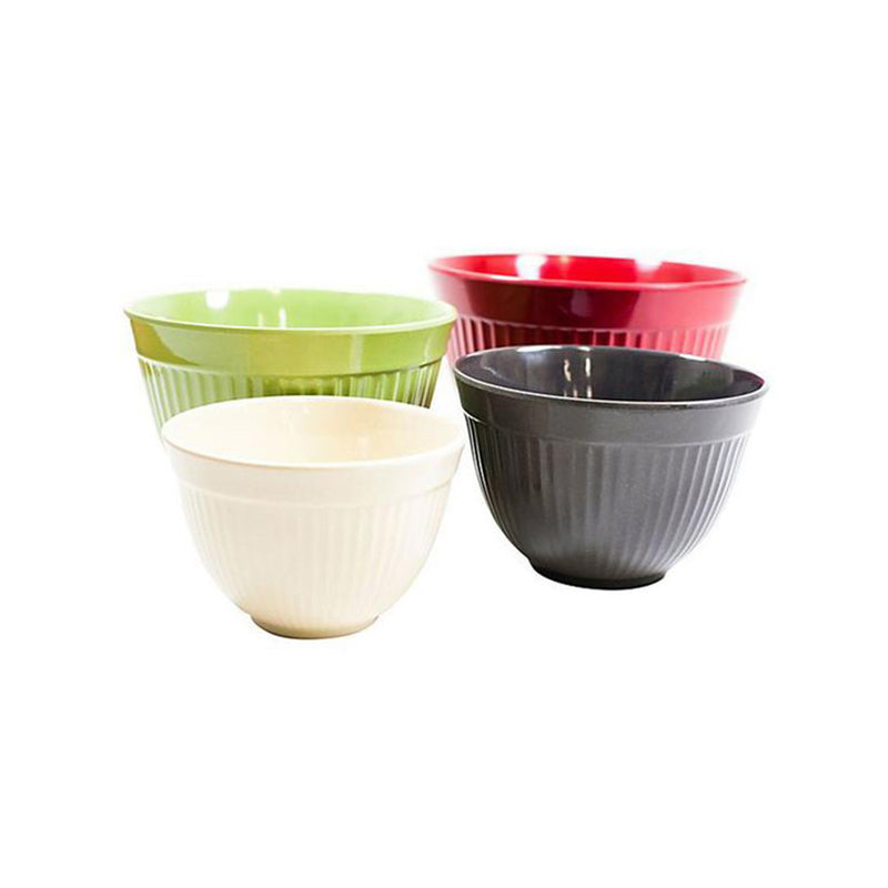 Nesting Bowl Set 4 Piece - Molded Bamboo®