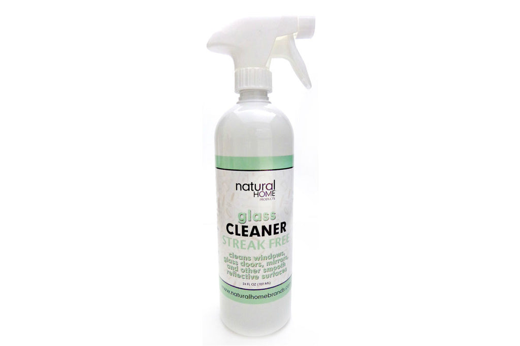 EcoFriendly Glass Cleaner